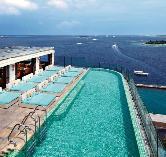 Jen Male, Maldivi 1
