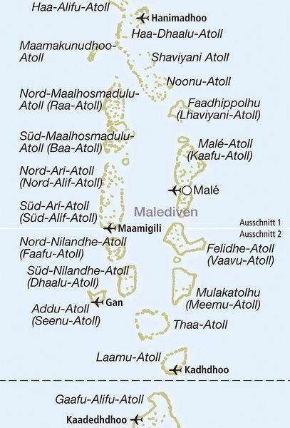 Jen Male, Maldivi 3