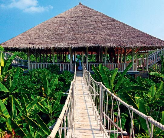 Soneva Fushi, Maldivi 3