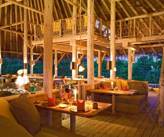 Soneva Fushi, Maldivi 4