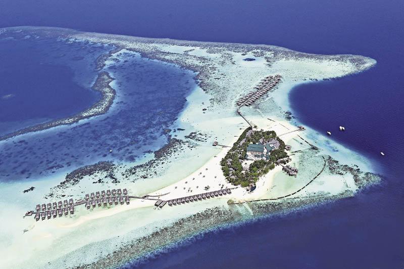Constance Moofushi Maldives, Maldivi 4