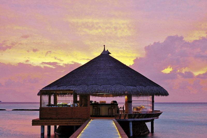 Maafushivaru Island Resort, Maldivi 3