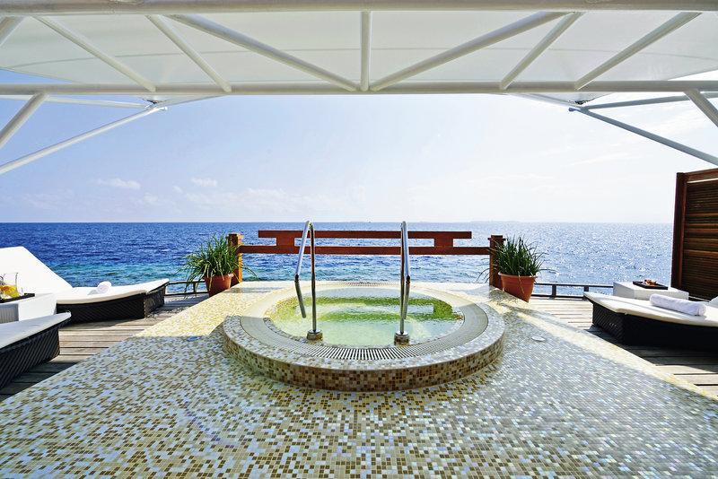 Maafushivaru Island Resort, Maldivi 4