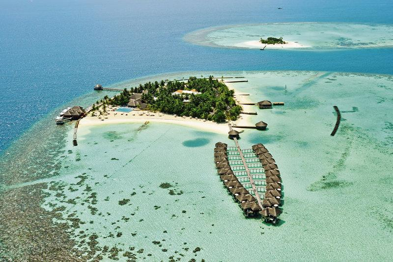 Maafushivaru Island Resort, Maldivi 5
