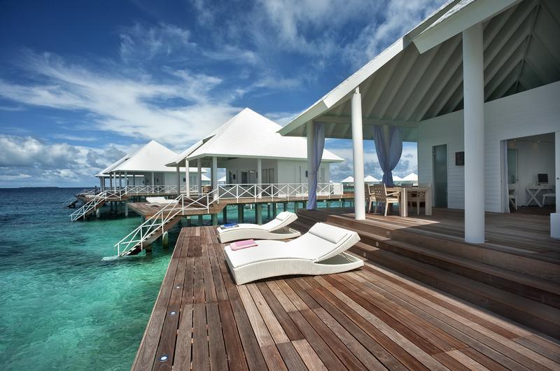 Diamonds Thudufushi, Maldivi 1