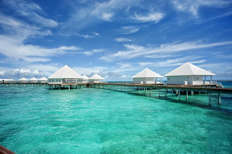 Diamonds Thudufushi, Maldivi 2