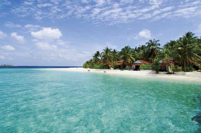 Diamonds Thudufushi, Maldivi 3
