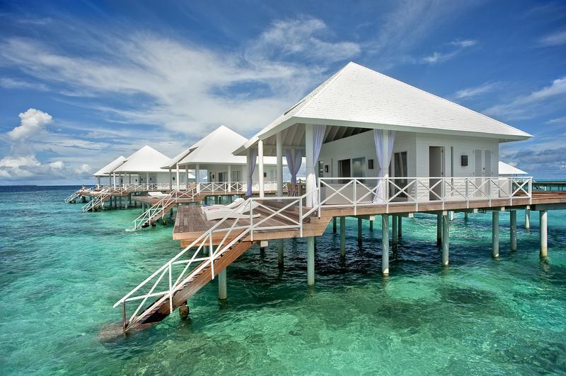 Diamonds Thudufushi, Maldivi 4