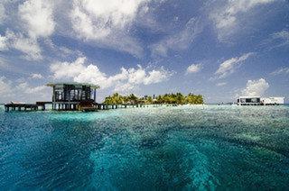 Jumeirah Dhevanafushi, Maldivi 1