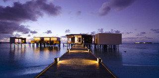 Raffles Maldives Meradhoo Resort, Maldivi 2