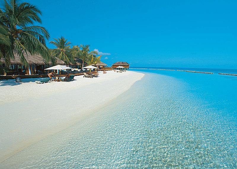 Vakarufalhi Island Resort, Maldivi 1
