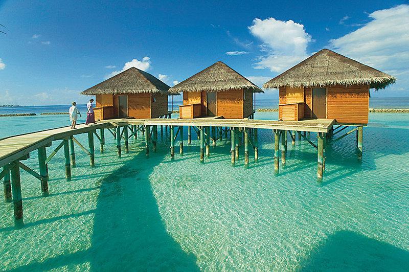 Vakarufalhi Island Resort, Maldivi 3