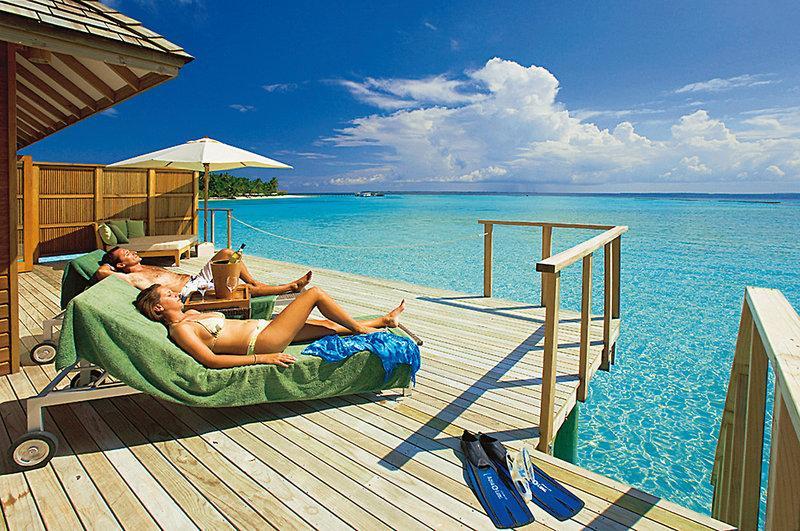 Vakarufalhi Island Resort, Maldivi 4
