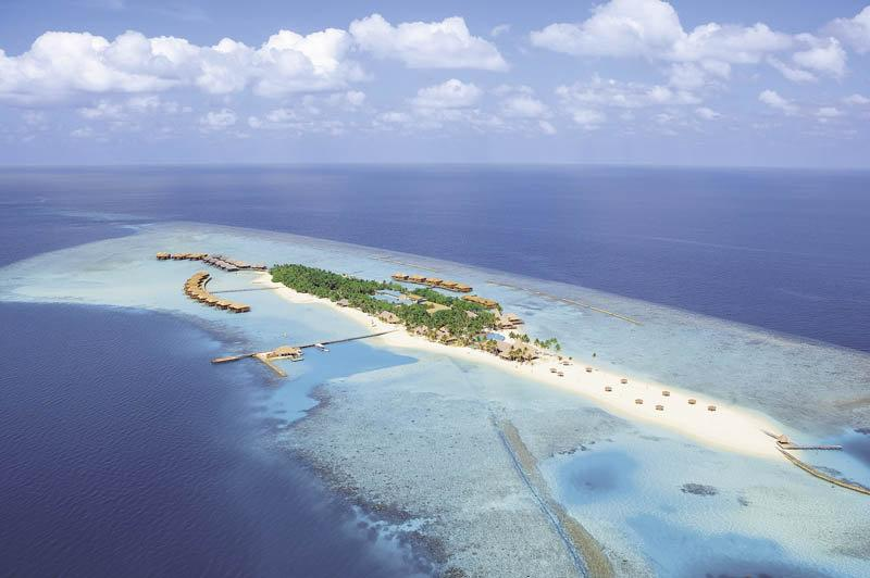 Veligandu Island Resort, Maldivi 2