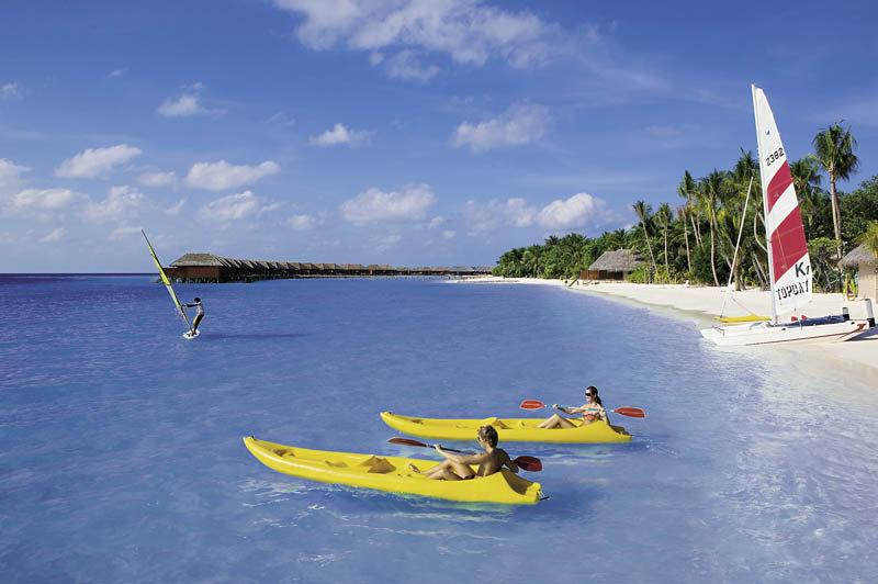 Veligandu Island Resort, Maldivi 5