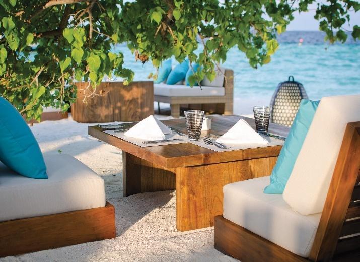 Jumeirah Vittaveli, Maldivi 4