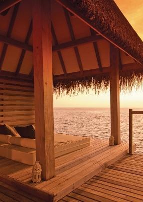 Jumeirah Vittaveli, Maldivi 5