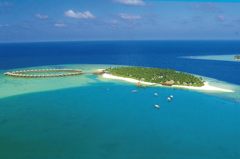 Sun Aqua Vilu Reef, Maldivi 5