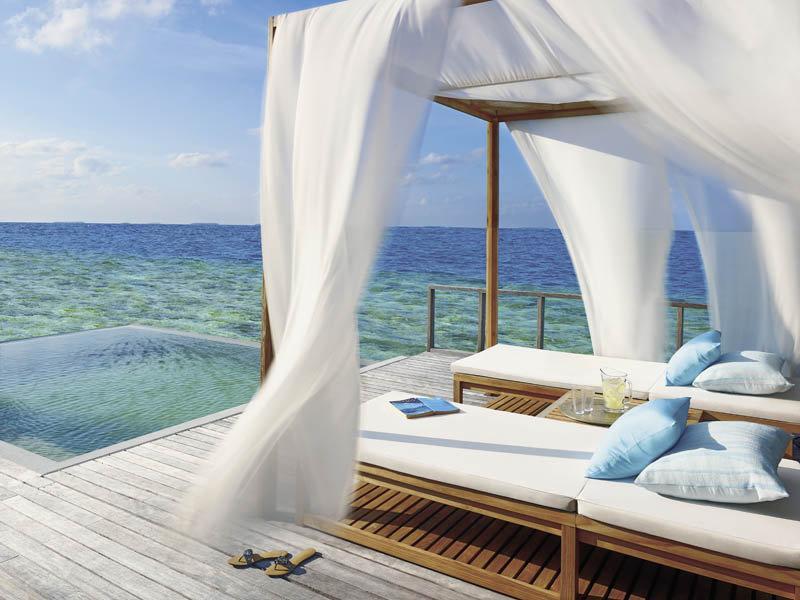 Dusit Thani Maldives, Maldivi 3