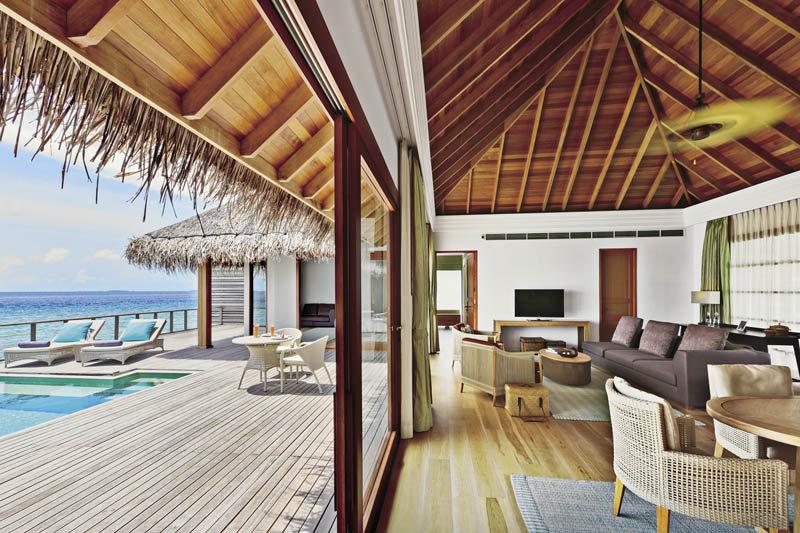 Dusit Thani Maldives, Maldivi 4