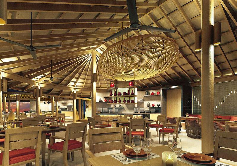 Centara Ras Fushi Resort and Spa Maldives, slika 1