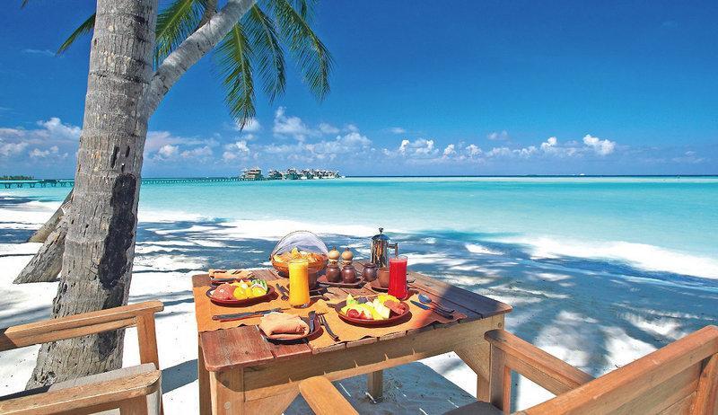 Gili Lankanfushi, Maldivi 4
