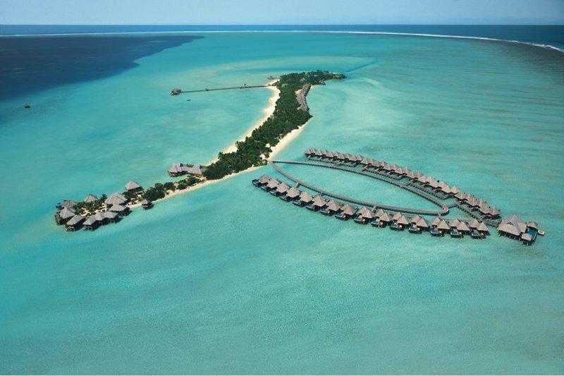 Taj Exotica Resort and Spa, Maldivi 1