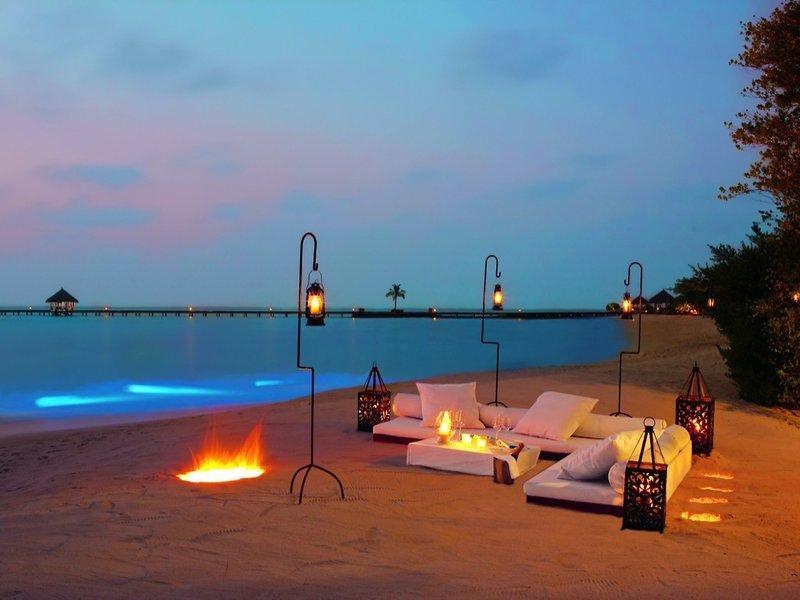 Taj Exotica Resort and Spa, Maldivi 5