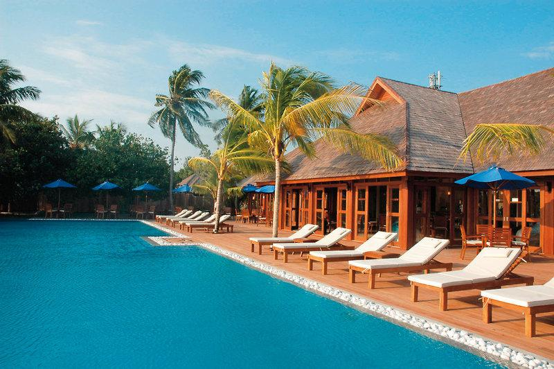 Olhuveli Beach and Spa Resort, Maldivi 2