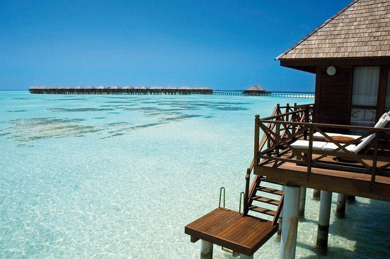 Olhuveli Beach and Spa Resort, Maldivi 5