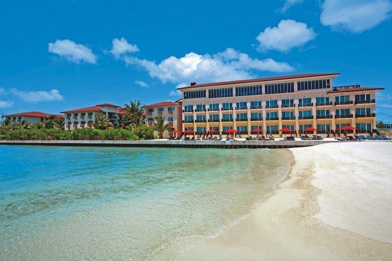 Hulhule Island Hotel, Maldivi 1