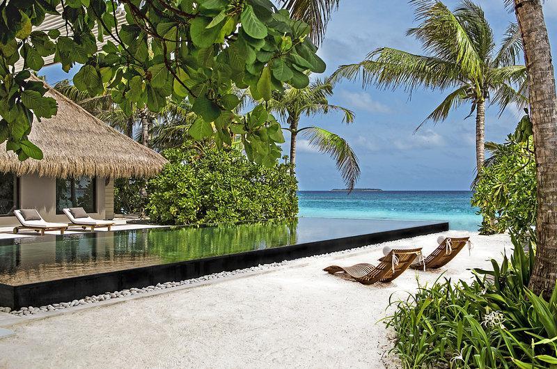 Cheval Blanc Randheli, Maldivi 3