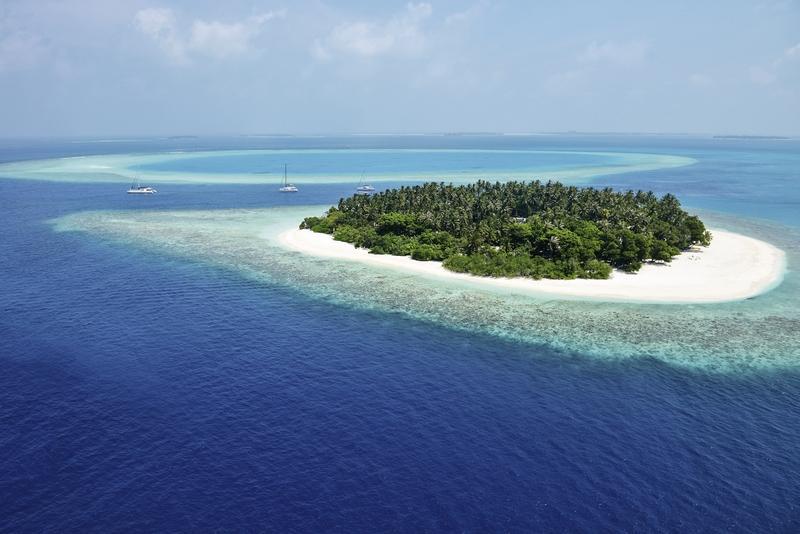 Malahini Kuda Bandos Resort, Maldivi 4