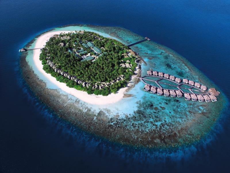 Outrigger Konotta Maldives Resort, Maldivi 1