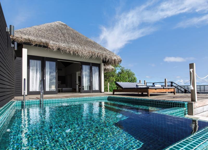 Outrigger Konotta Maldives Resort, Maldivi 4