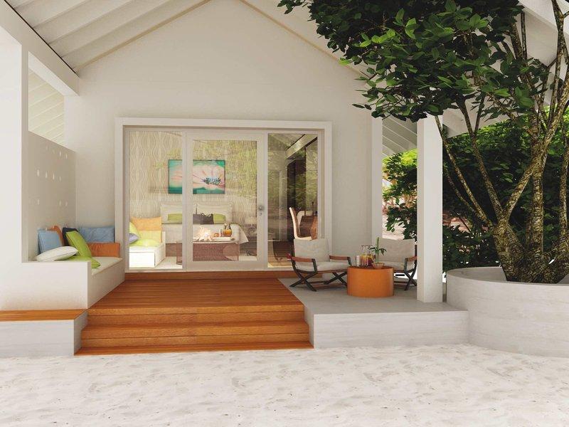 Hondaafushi Island Resort, Maldivi 2