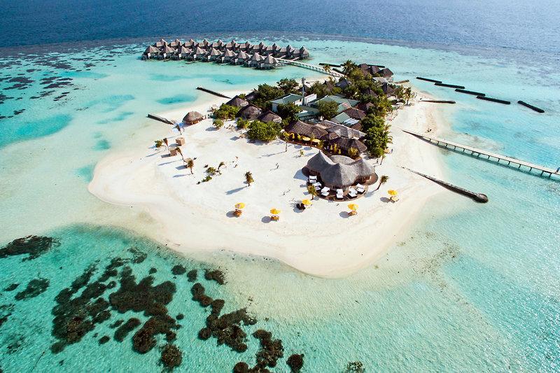 Drift Thelu Veliga Retreat, Maldivi 1