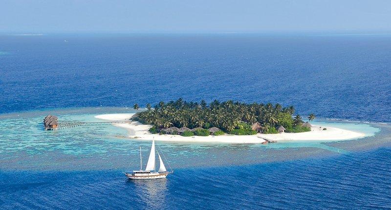 Kandolhu Island, Maldivi 1