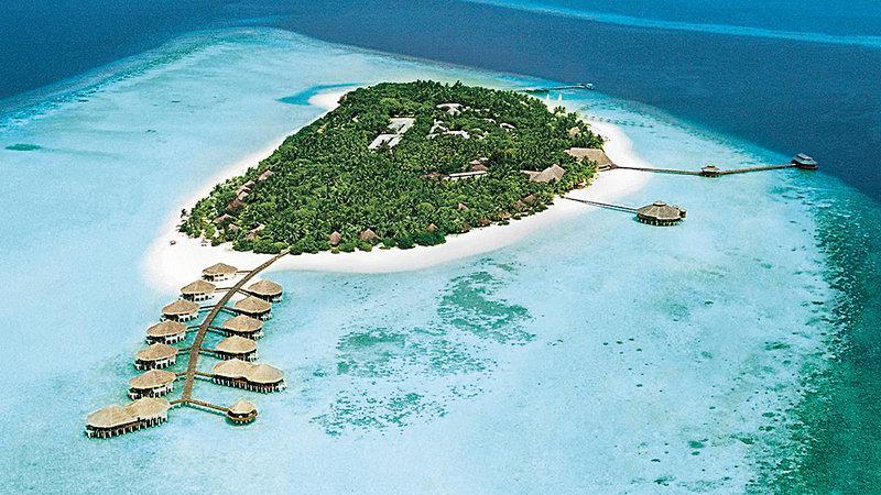 Kihaa Maldives, Maldivi 1