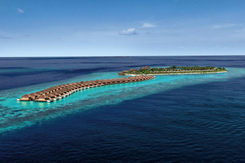 Hurawalhi Island Resort, Maldivi 2