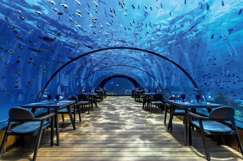 Hurawalhi Island Resort, Maldivi 4