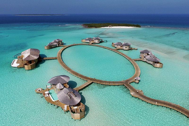 Soneva Jani, Maldivi 1
