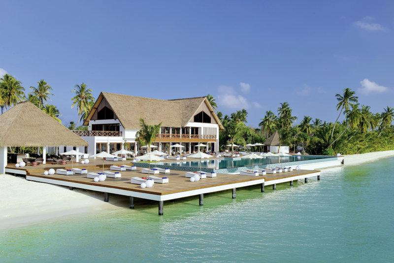Mercure Maldives Kooddoo Resort, Maldivi 1