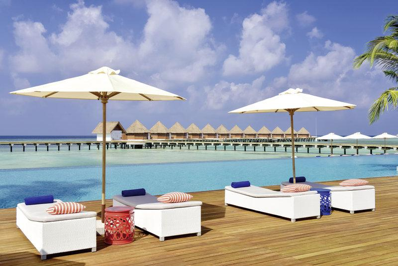 Mercure Maldives Kooddoo Resort, Maldivi 2