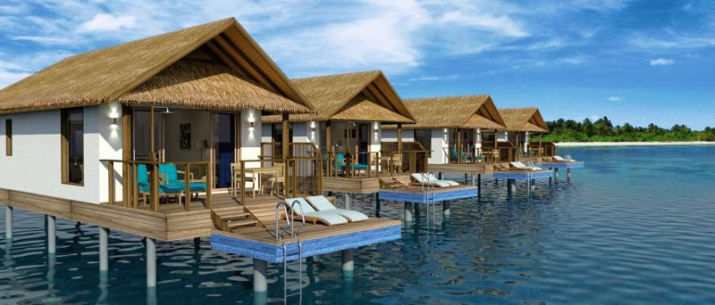 Reethi Faru Resort, Maldivi 3