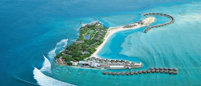 Cinnamon Dhonveli Maldives (ex: Chaaya Island Dhonveli), Maldivi 1
