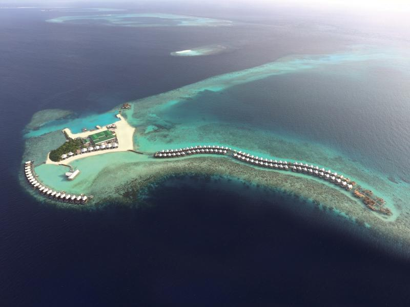 Grand Park Kodhipparu, Maldivi 1