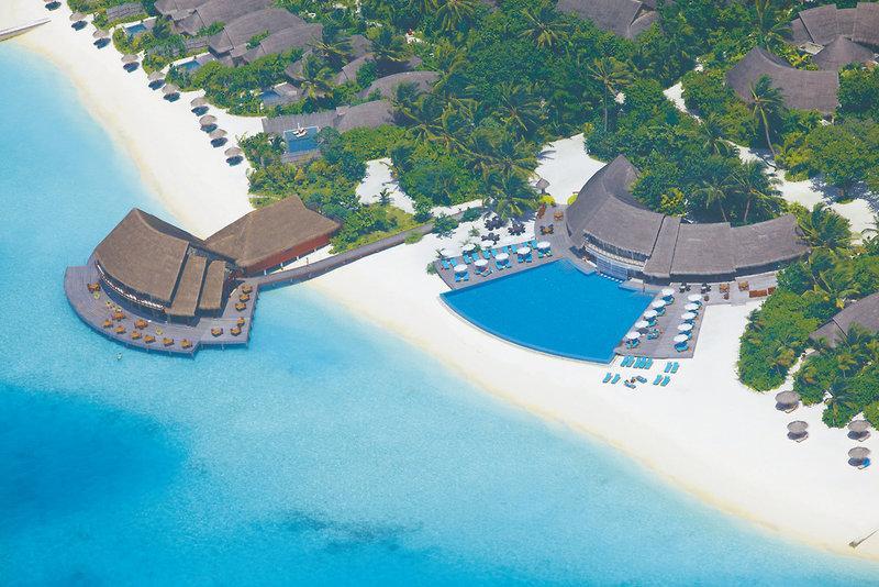 Anantara Dhigu Maldives Resort, Maldivi 1