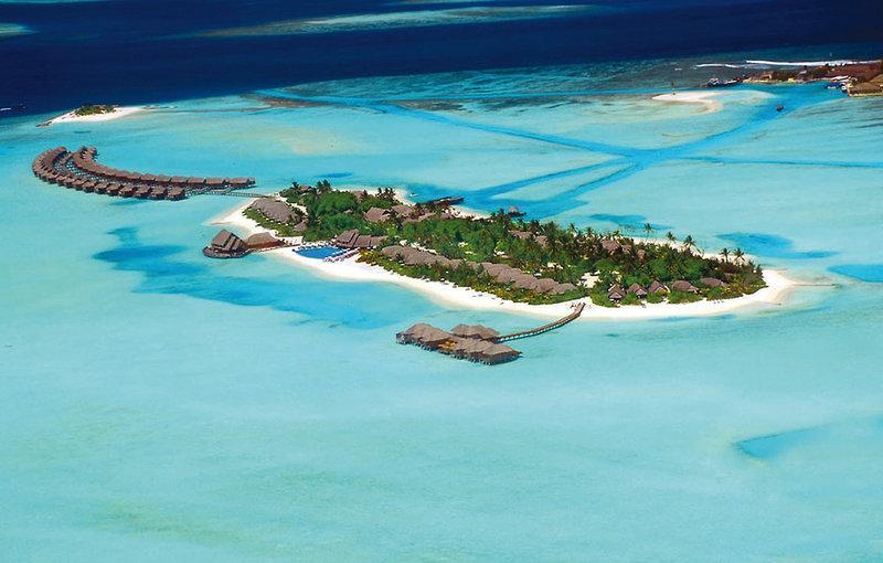 Anantara Dhigu Maldives Resort, Maldivi 3