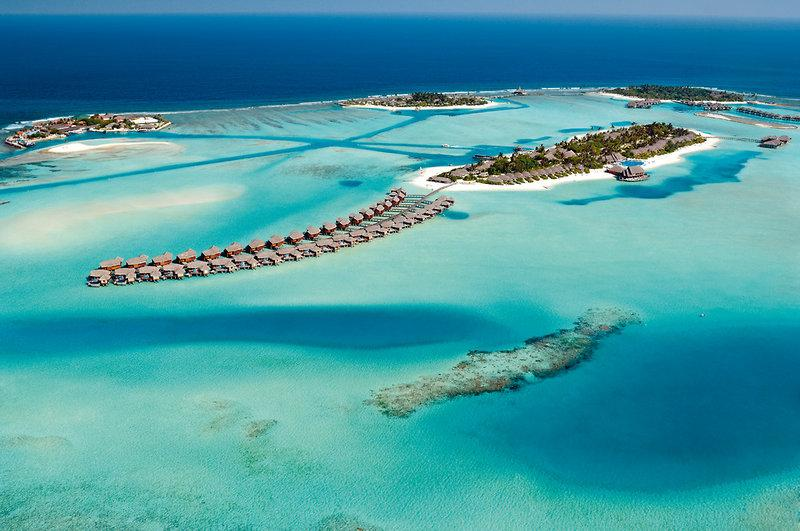 Anantara Dhigu Maldives Resort, Maldivi 4